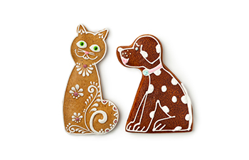 10 Cat & Dog Treat Recipes for the Holidays