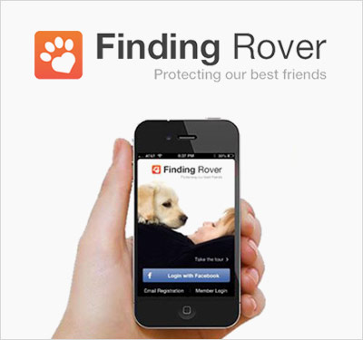 Finding Rover App